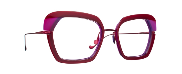 520 WITTY AUBERGINE ET VIOLET - WITTY